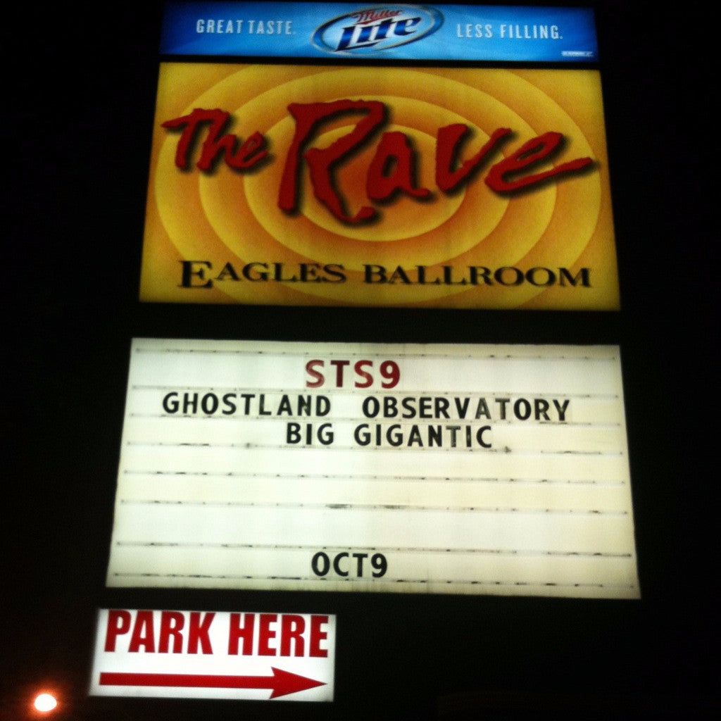 2009.10.09 :: Eagles Ballroom :: Milwaukee, WI