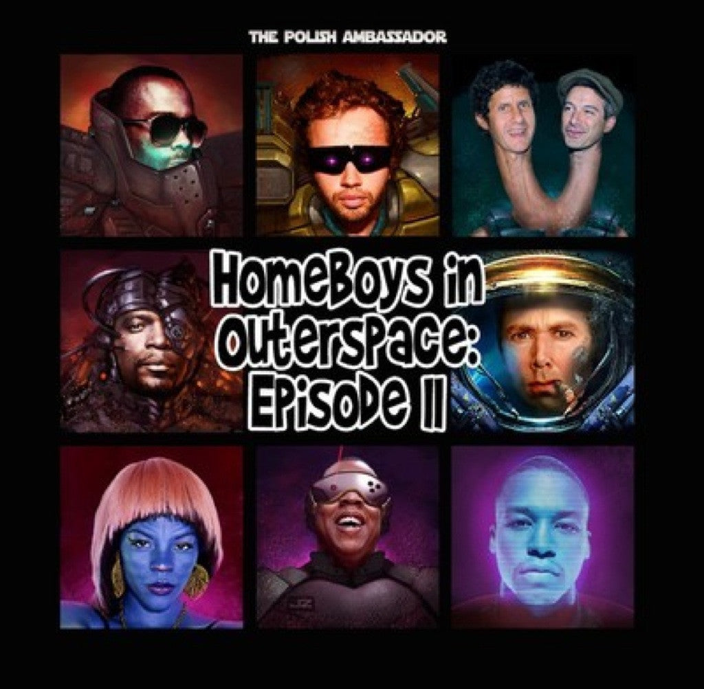 Homeboys in Outerspace: Episode 2 - Teaser