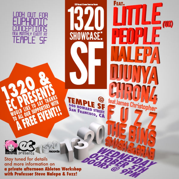 1320 Showcase SF Free Mix