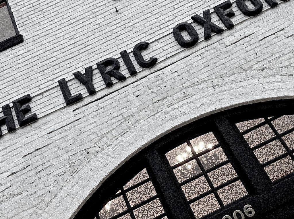 2014.11.04 :: The Lyric :: Oxford, MS
