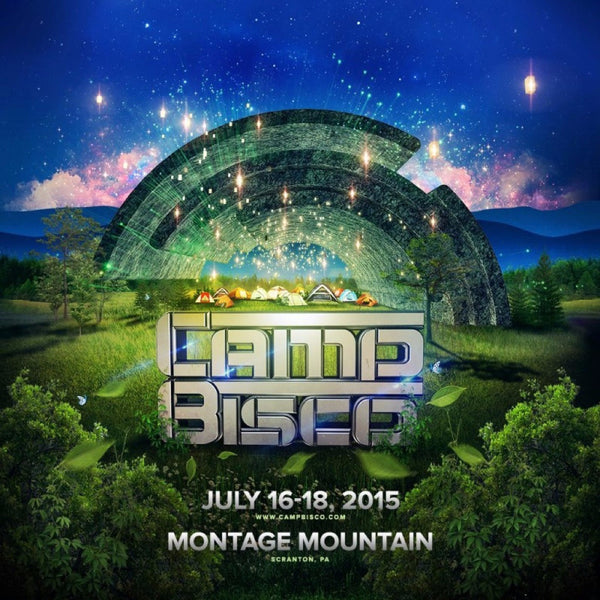 2015.07.16 :: Camp Bisco :: Scranton, PA