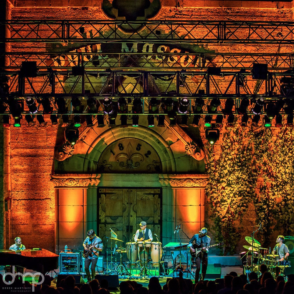 2012.08.25 :: Mountain Winery :: Saratoga, CA