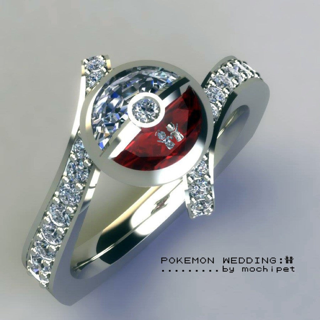 Pokemon Wedding