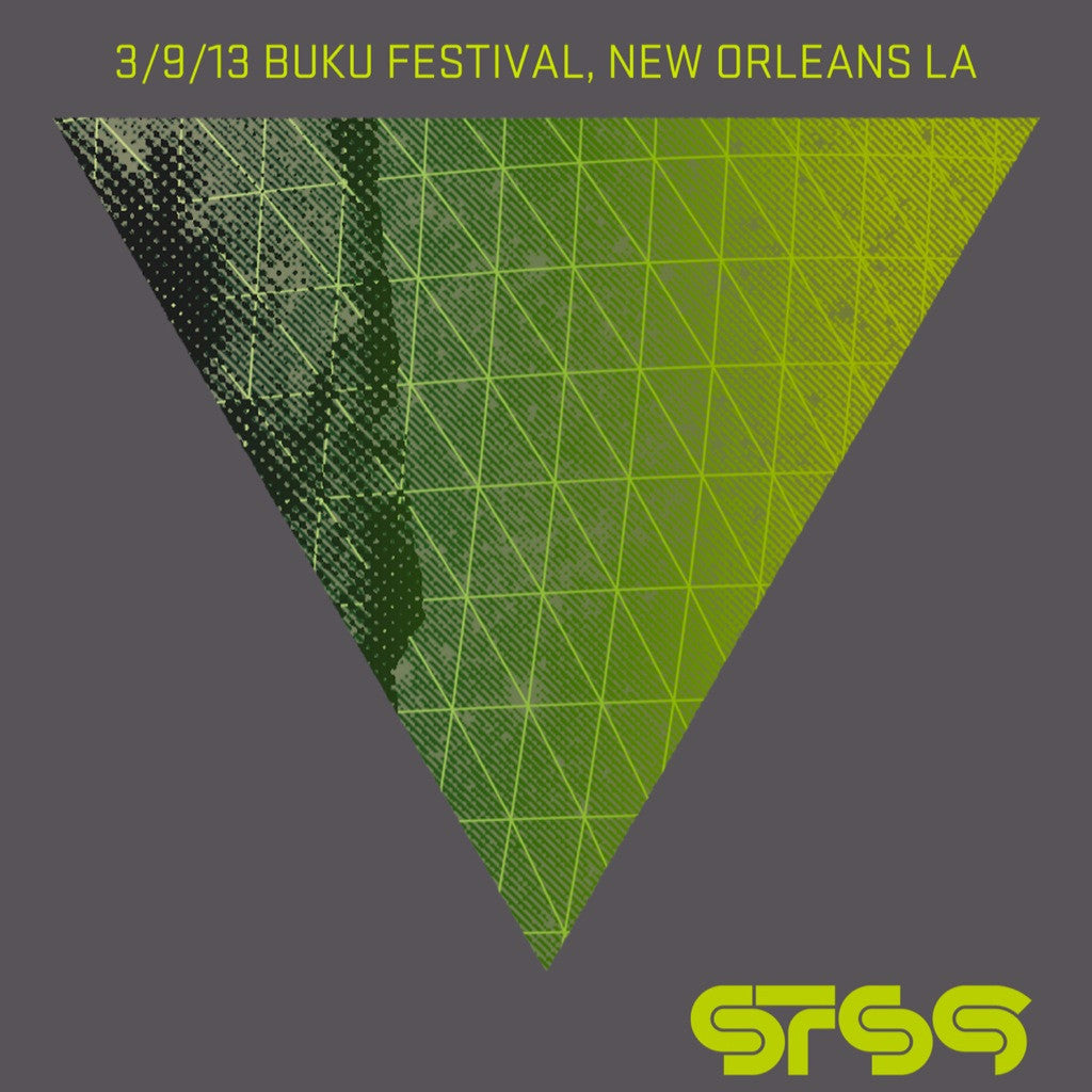 2013.03.09 :: BUKU Music & Arts Project :: New Orleans, LA