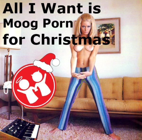 All I Want Is Moog Porn For Christmas