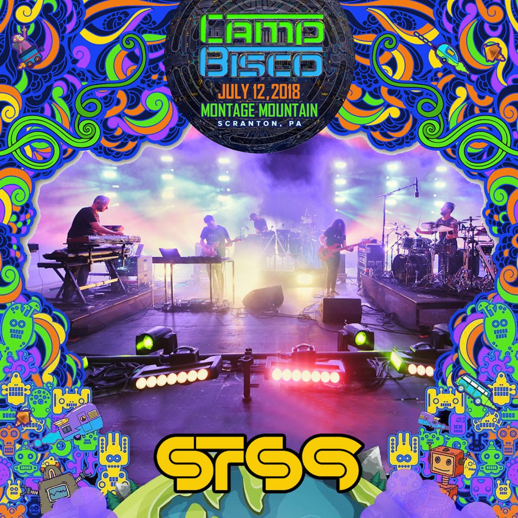 2018.07.12 :: Camp Bisco :: Scranton, PA