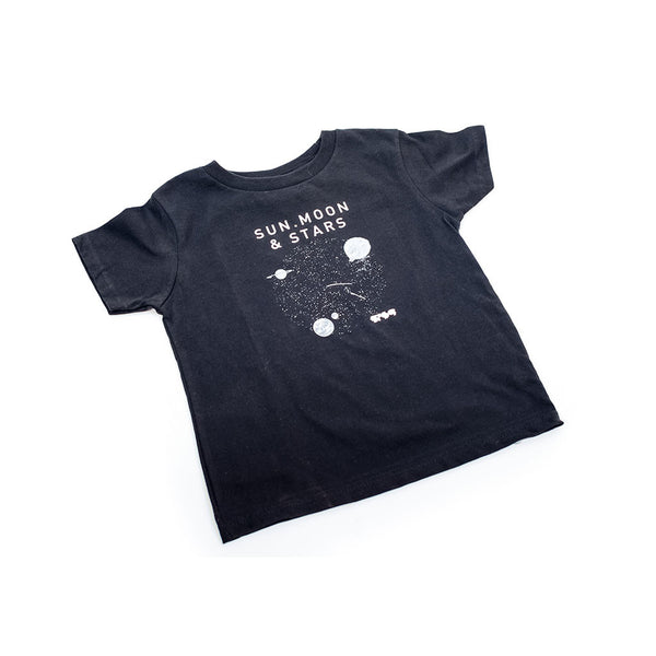 Sun Moon & Stars - Children's T-Shirt