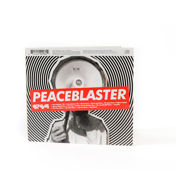 Peaceblaster CD