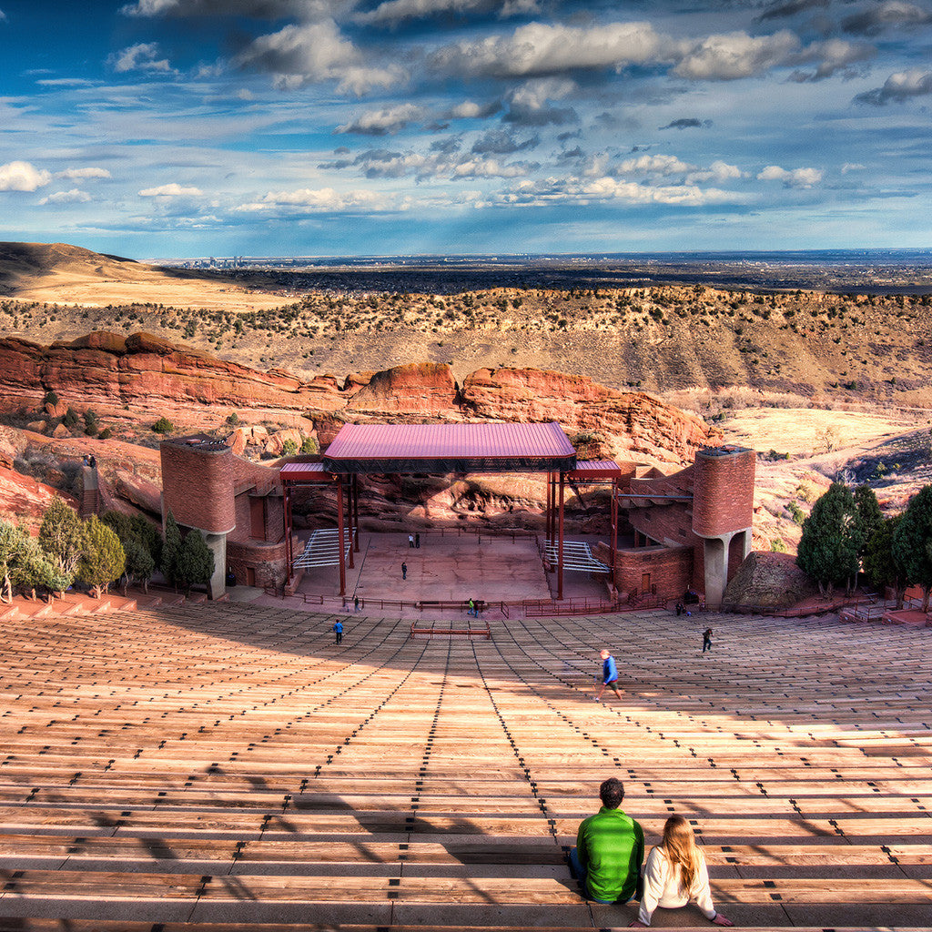 2008.09.05 :: Red Rocks Amphitheatre :: Morrison, CO