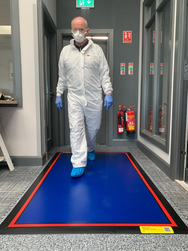 Footfall Contamination Control Matting