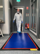 Footfall, Contamination Controlled Floating Mat