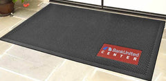 Washable Custom Rubber Logo Mat