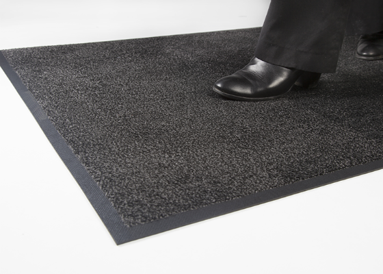 Indoor Floor Mats - Large Commercial Entrance Mats - Standard Backing