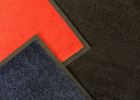 Indoor Floor Mats - Commercial Entrance Mats - Standard size & standard backing