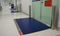 Footfall, Contamination Controlled Floating Mat - Critical Area Installed