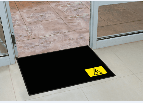 Superscrape Signature Safety Signs - Outdoor