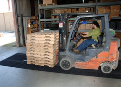 Footfall Fork Lift Matting