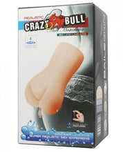 Load image into Gallery viewer, Crazy Bull No Lube Masturbator Sleeve Anal by Risque Fetish Toys