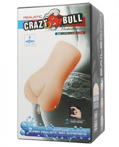 Crazy Bull No Lube Masturbator Sleeve Anal by Risque Fetish Toys