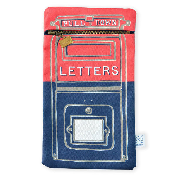 Belle & Union Parcel Post Mailbox Pouch - GREER Chicago Online Stationery Shop