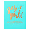 417 Press Get It Girl Greeting Card - GREER Chicago Online Stationery Shop