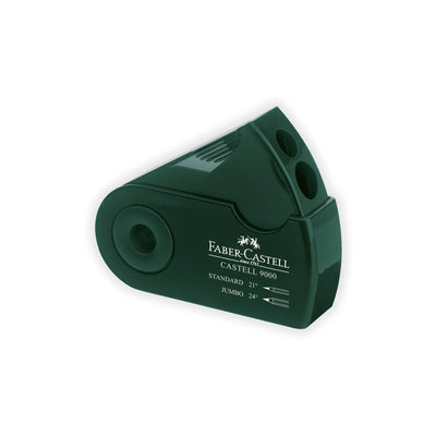Faber-Castell Castell 9000 Double Hole Sharpener Box