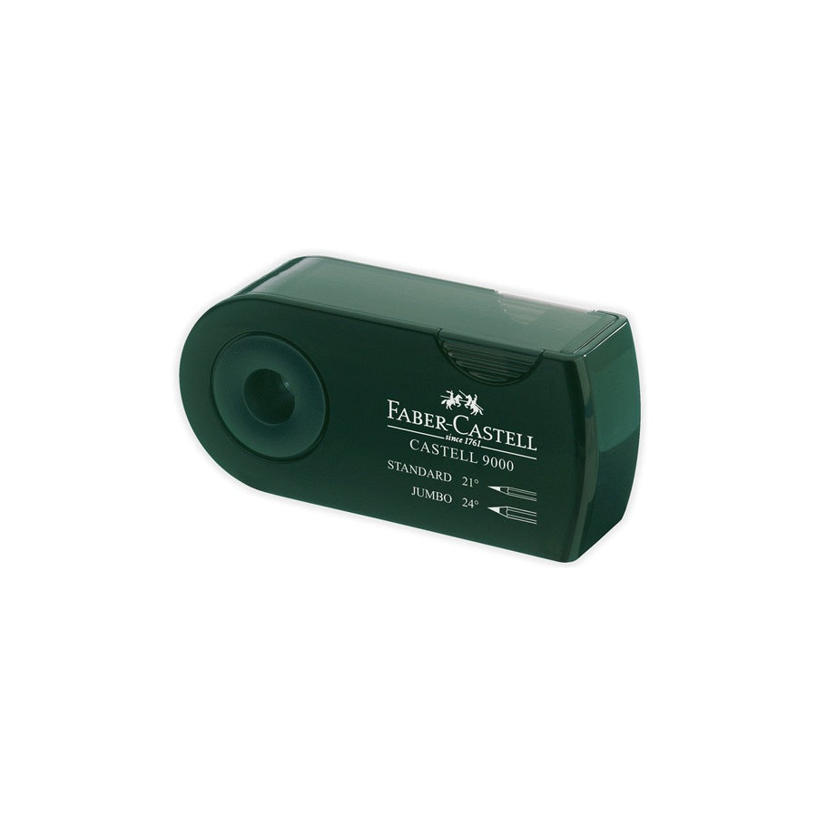 Faber-Castell Castell 9000 Double Hole Sharpener Box - GREER Chicago Online Stationery Shop