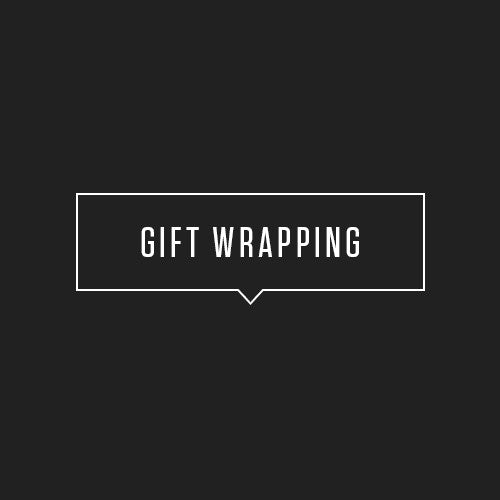 Gift Wrapping - GREER Chicago Online Stationery