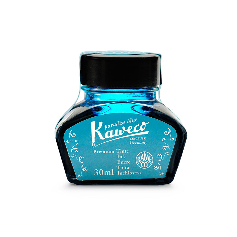 Kaweco Kaweco Bottled Fountain Pen Ink | 10 Colors Paradise Blue