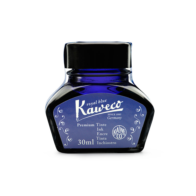 Kaweco Kaweco Bottled Fountain Pen Ink | 10 Colors Royal Blue