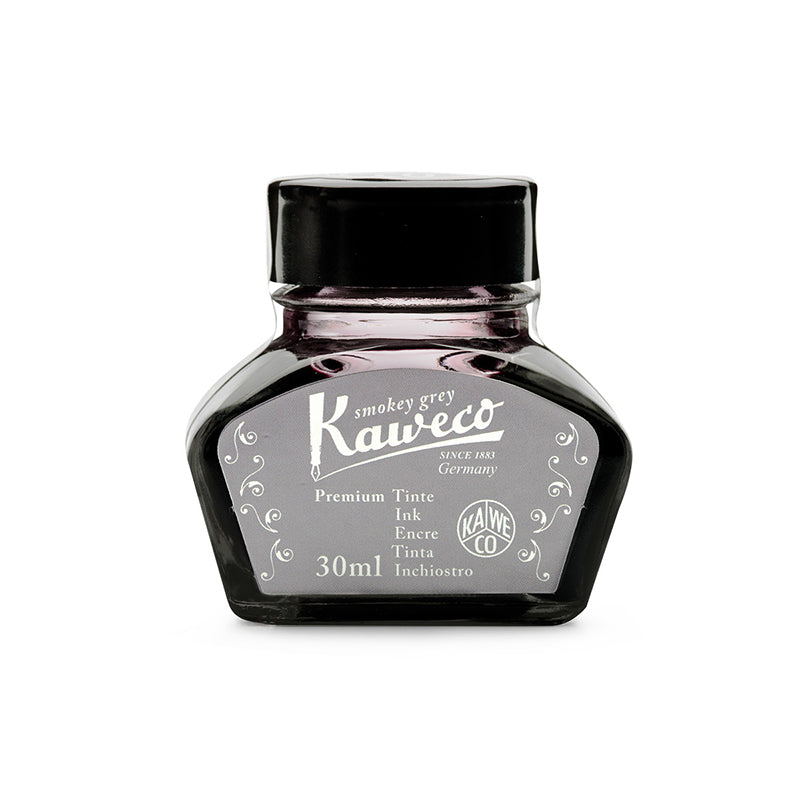 Kaweco Kaweco Bottled Fountain Pen Ink | 10 Colors Smokey Grey