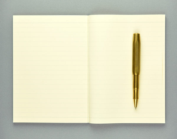 LIFE Stationery Noble Note Notebook Ruled In Four Sizes - GREER Chicago Online Stationery
