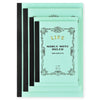 Noble Note Ruled Notebook In Four Sizes LIFE Stationery  - GREER Chicago