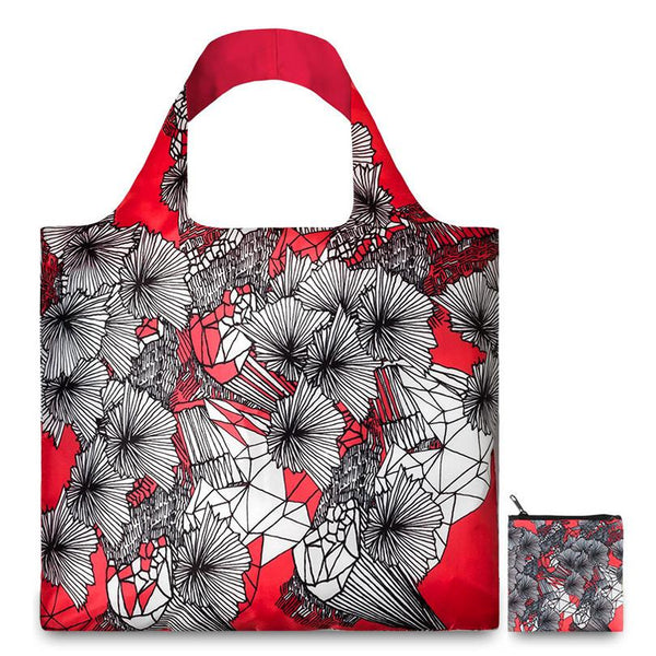 Bloom Reusable Tote Bag By LOQI - 1