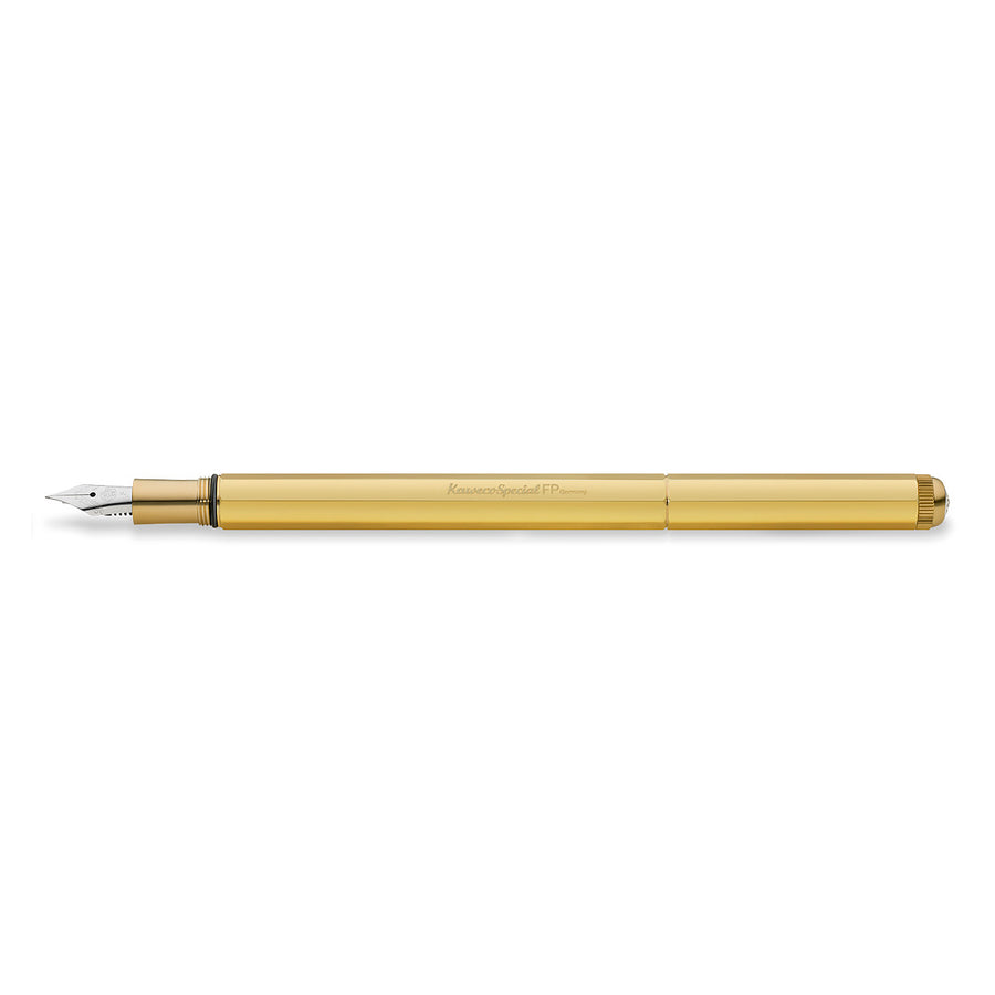 Kaweco Special Fountain Pen Brass - GREER Chicago Online Stationery Shop