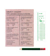 Regional Assembly of Text Affection Exam Card - GREER Chicago Online Stationery Shop