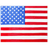 American Flag Greeting Card Printerette Press  - GREER Chicago