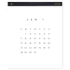 Appointed 2018 Wall Calendar - GREER Chicago Online Stationery Shop