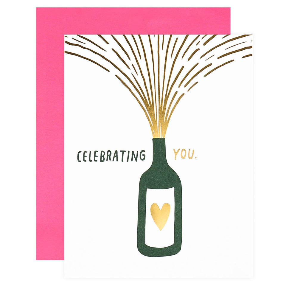 Ashkahn Celebrating You Greeting Card