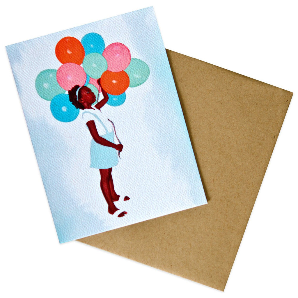 Balloon Girl Birthday By Nic Studio - 2