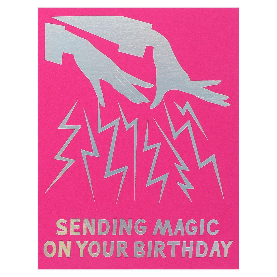 Banquet Workshop Sending Magic Birthday Card