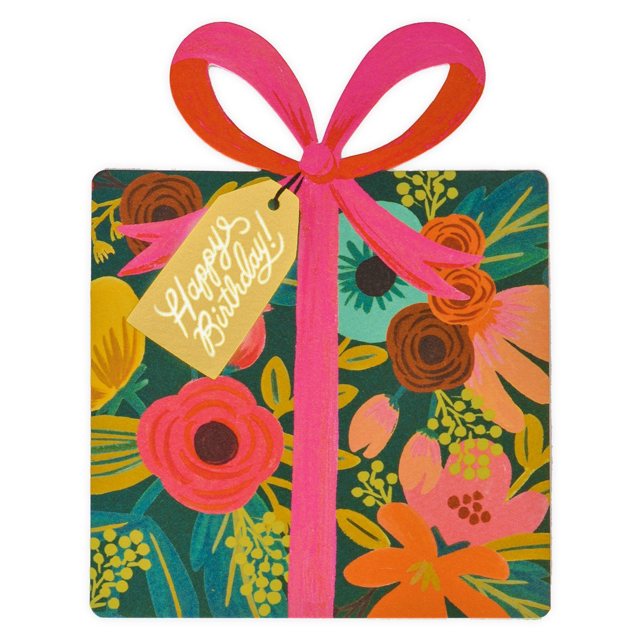 Rifle Paper Co Birthday Present Card