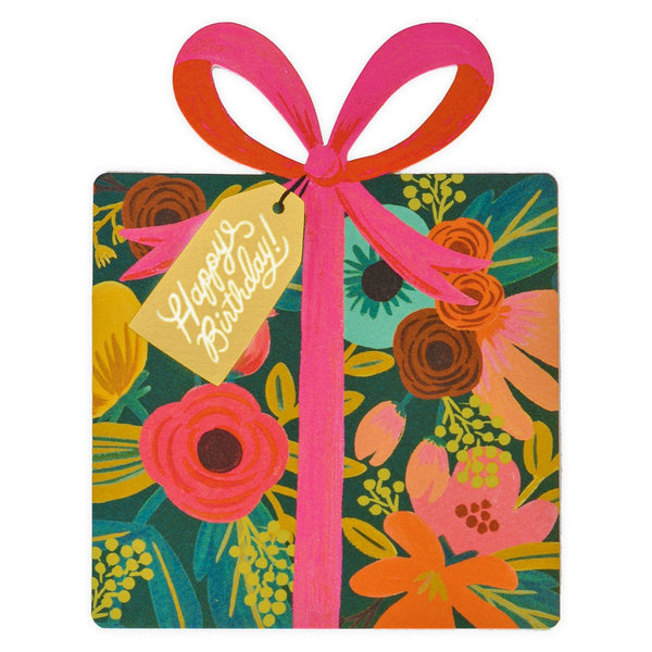 Birthday Present Card - GREER Chicago Online Stationery