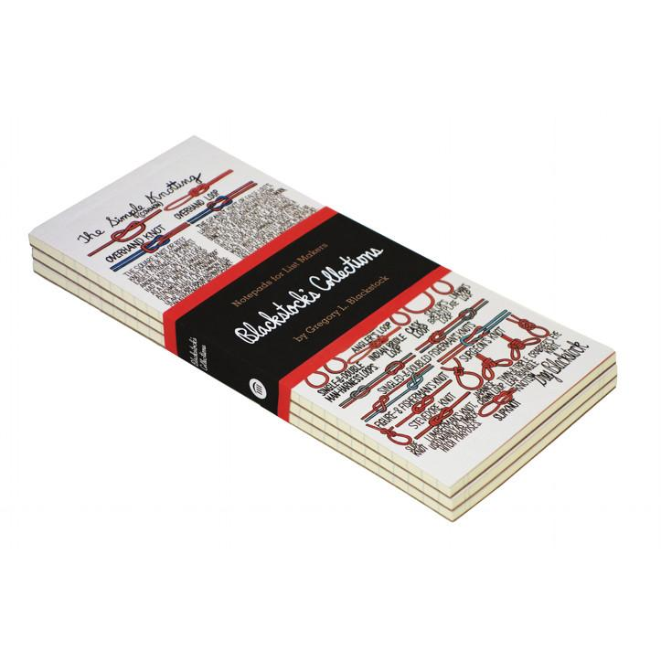 Blackstock's Collections Notepads - GREER Chicago Online Stationery