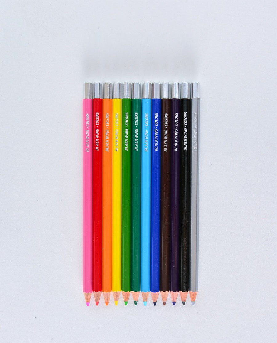 Palomino Blackwing Colors Box of 12 - GREER Chicago Online Stationery Shop