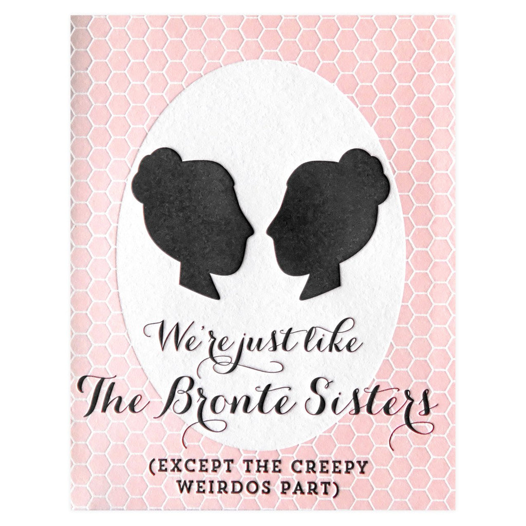 Bronte Sisters Card - GREER Chicago Online Stationery