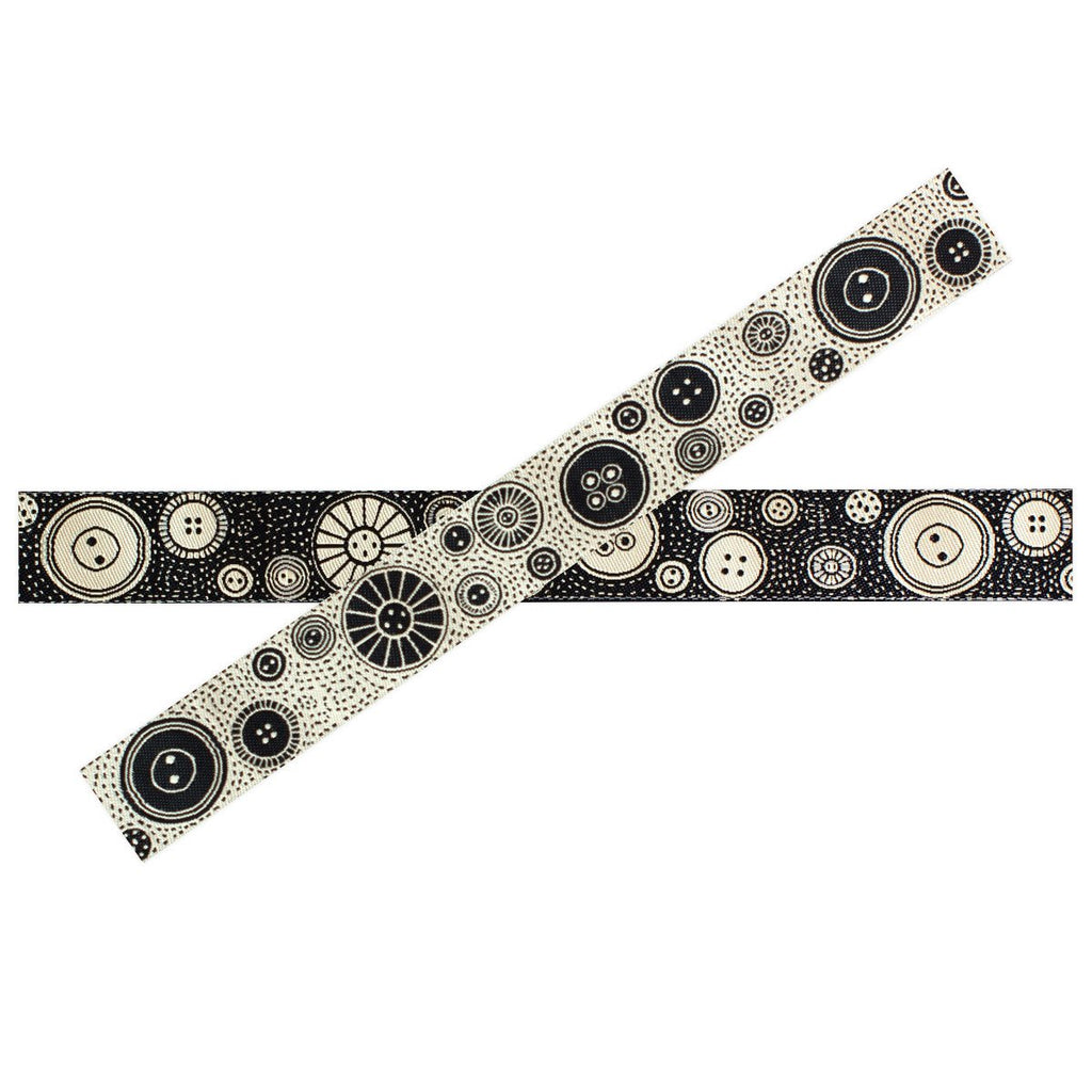 Button Box Ribbon - GREER Chicago Online Stationery