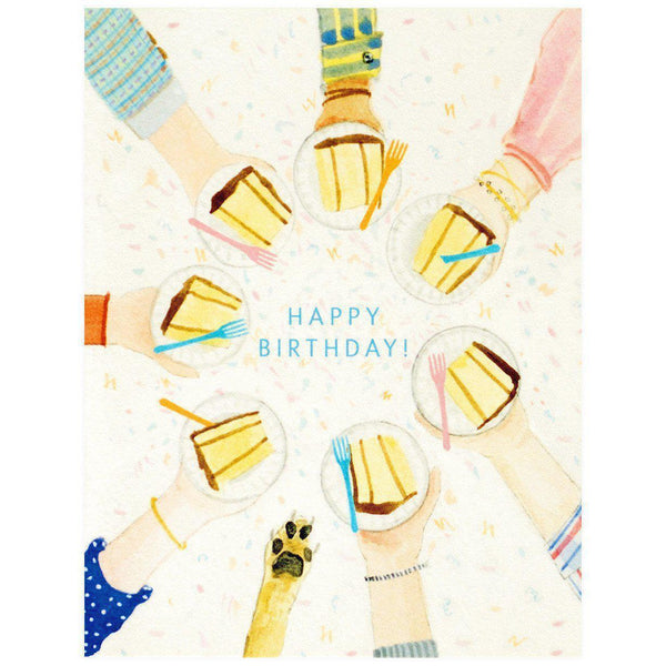 Dear Hancock Cake Circle - GREER Chicago Online Stationery Shop