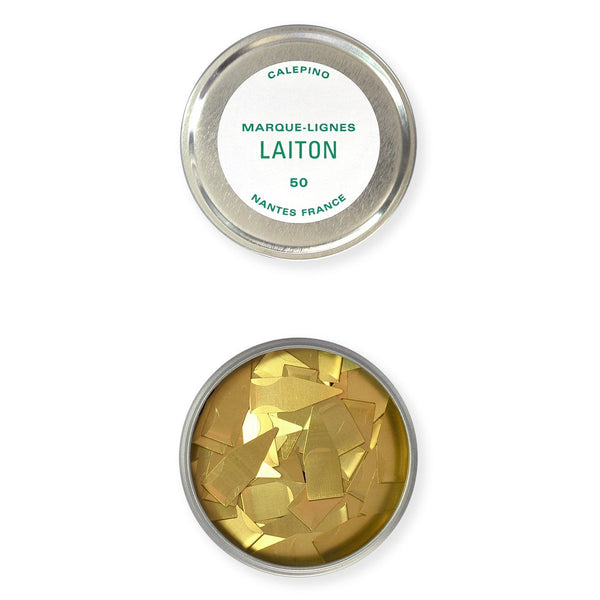 Laiton (Brass) Line Marker Clips