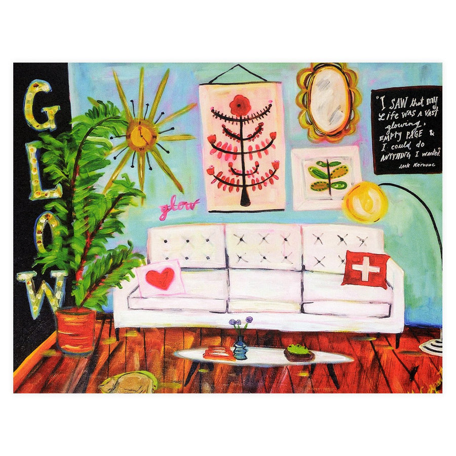 Glow Greeting Card Carpe Diem Papers  - GREER Chicago